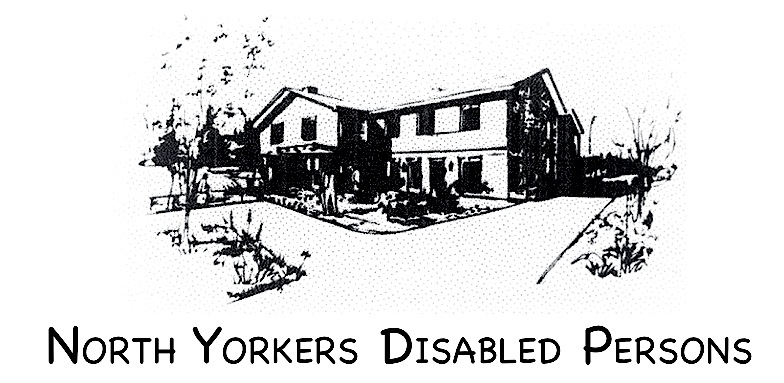 The logo for the partner organisation NYDP